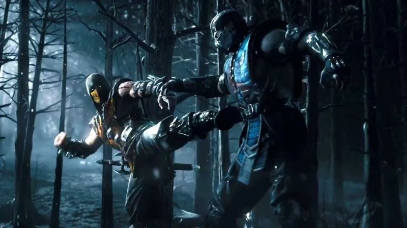 Who s Next - Official Mortal Kombat X Announce Trailer