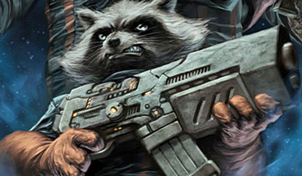 Guardians of the Galaxy (Rocket Racoon)