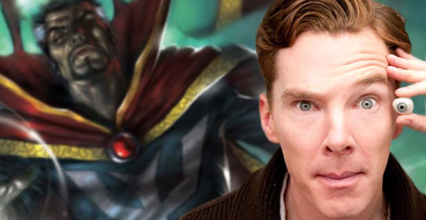 Benedict-Camberbatch-to-play-Doctor-Strange