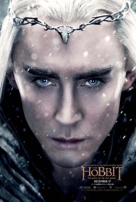 Hobbit-Battle-of-Five-Armies-Thranduil-Poster