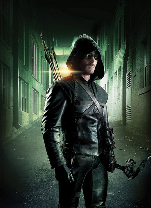 The Arrow - сезон 3